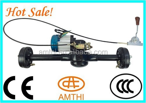 Electric Vehicle Differential Axle,2 Speed Transaxle Differential,2 ...