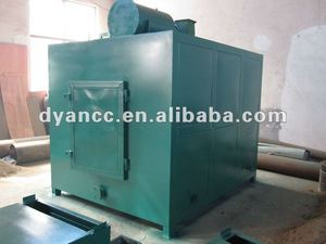2 High efficient charcoal kiln from China