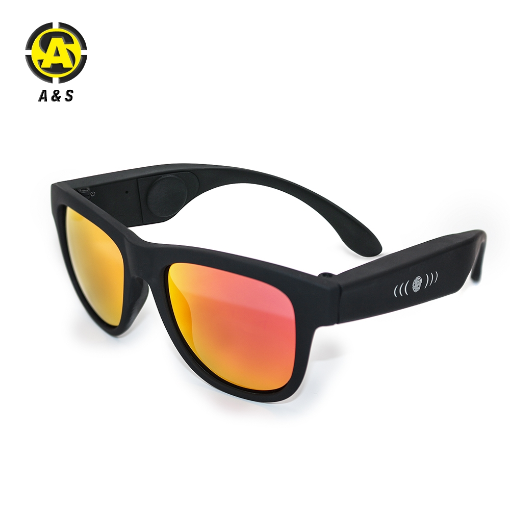 385ba9696f Hot New Product 2018 Smart Sunglasses Wireless Uv400 Polarized Sweatproof  Waterproof G1 Bone Conduction Bluetooth Glasses