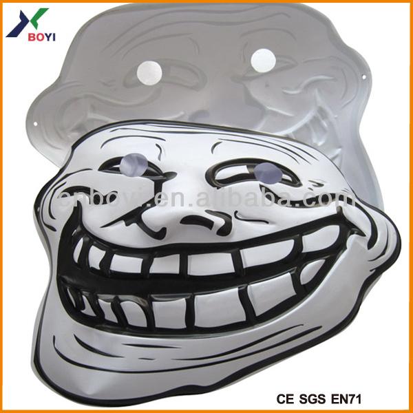 Halloween 3D embossed Face mask Meme Troll halloween 3d embossed face mask meme troll mask buy meme troll