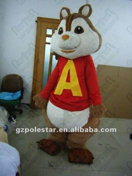 alvin chipmunk costumes
