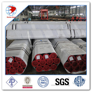 spec api 5ct 5b octg grade j55 k55 n80 l80 p110 used oil well steel tubing