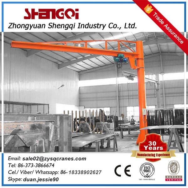 Factory Price 0.5Ton-20Ton Forklift Jib Crane Attachment
