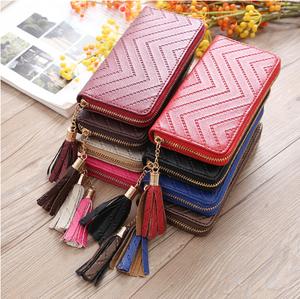 2018 latest design ladies purse wholesale