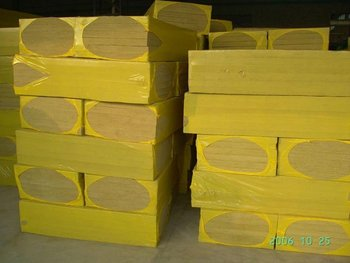 Mineral Wool Board Thermal Insulation Soundproof And