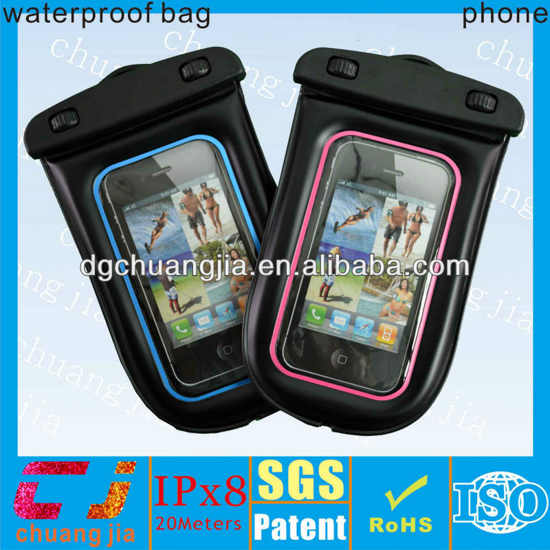 New arrival waterproof phone cover for Nokia accessories with IPX8 certificate