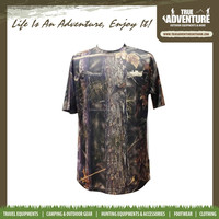 hunting clothing men outdoor hiking gear clothes men's winter t-shirt