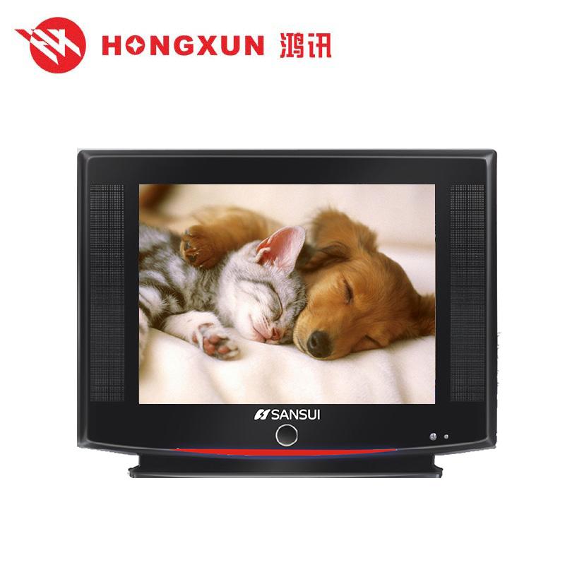 Hot sell 14 inch ultra slim ultra slim brand new kit crt tv