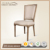 Manufactory Top Quality Solid Oak Wood Chairs French Provincial Antique Dining Room Furniture With Cheap Price