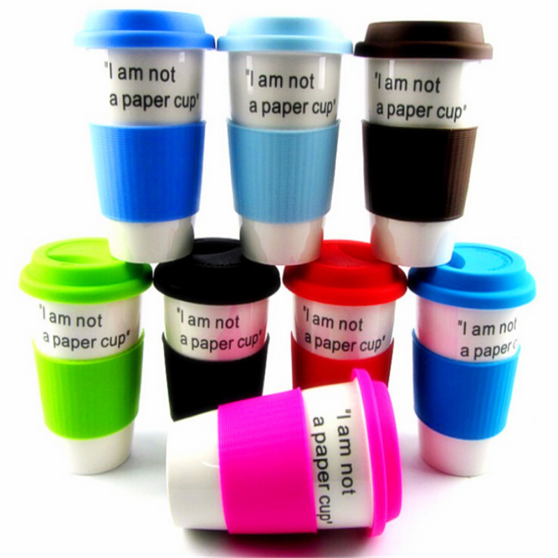 Promo wholesale customized colorful ceramic mug coffee cup