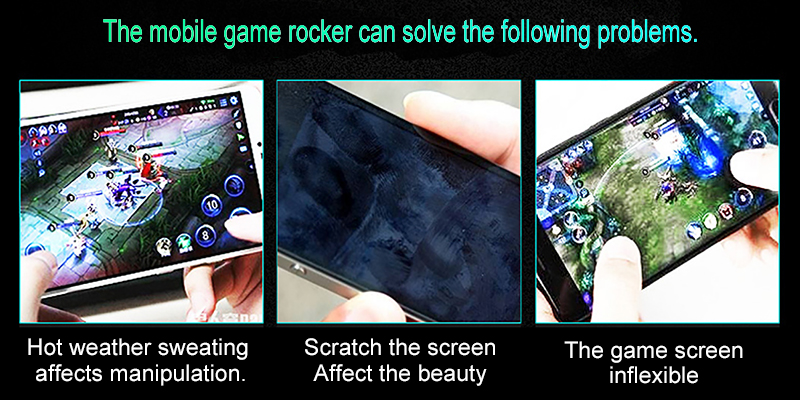 New Product Professional Phone Controller Mobile Game Joystick