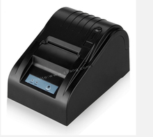 Thermal Transfer Printer Lottery Printing Ticket Printing Bill Printer Price with Bluetooth For Android & IOS Mobile zj-5890T