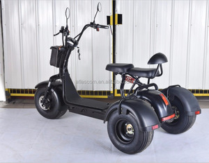Mountain climbing electric scooter1500W