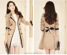 Fall fashion model coat women 2013