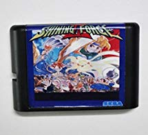 Taka Co 16 Bit Sega MD Game Shining Force II 16 bit MD Game Card For Sega Mega Drive For Genesis