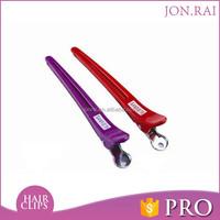 Half aluminum plastic salon professional hair clip cutting clip hair accessories