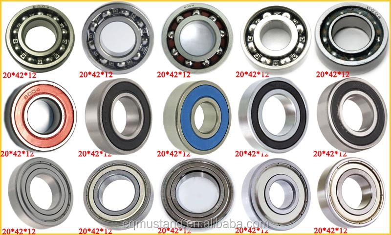 6201-rs,2rs Ball Bearing,12x32x10 Sealed Ballbearings