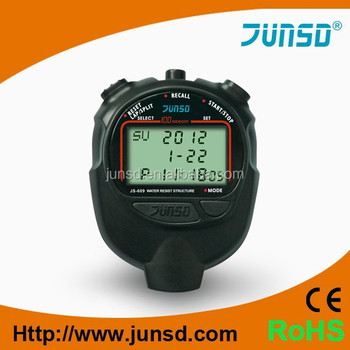 Professional Sports Stopwatch Js-609