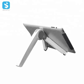 Metal angle folding notebook table stand  Portable Light  Desktop foldable Stand Holder Mount adjustable Stand for ipad