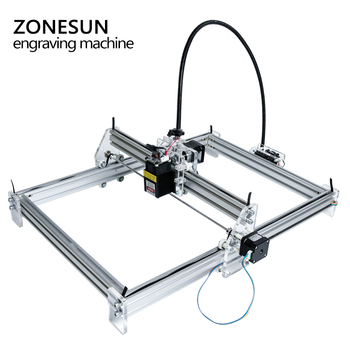 ZONESUN 7000MW AS-3 big work area 30*40cm 3d co2 laser engraving machine price advanced toys best gift supply