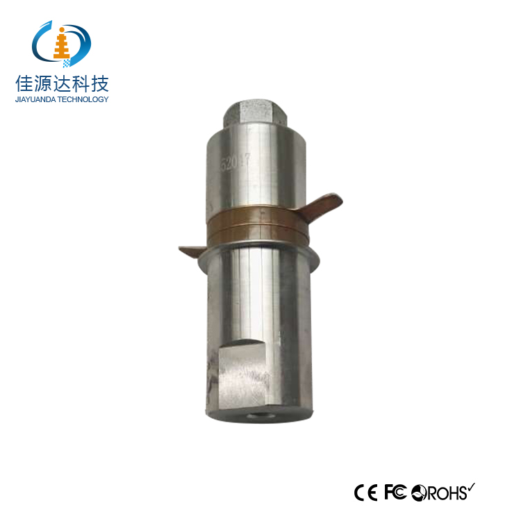 Factory wholesale no booster material ultrasonic converter and ultrasonic welding transducer