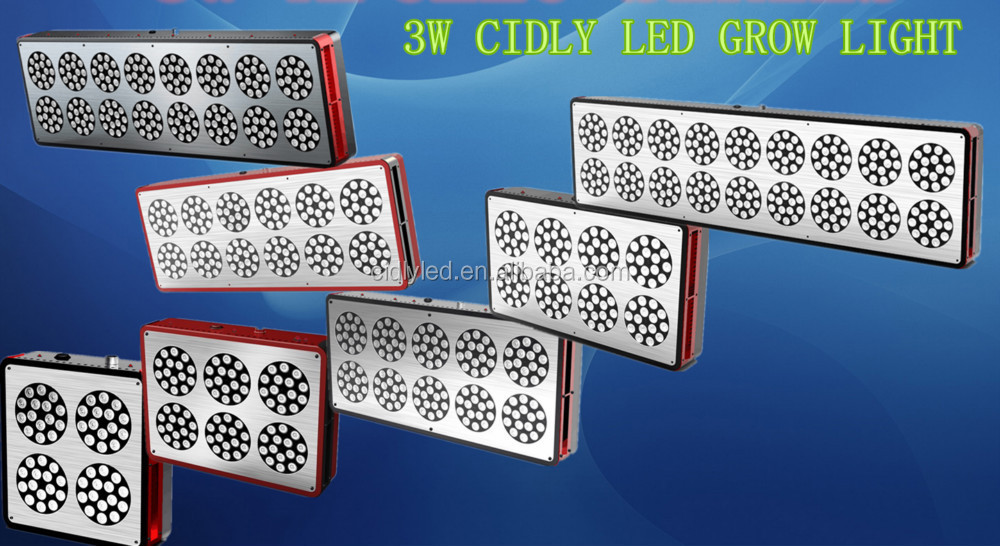 Shenzhen Factory 650w Actual Power Cidly Full Spectrum Led Grow ...