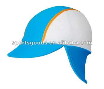 Hot Selling  Adult Uv50+ Lycra Sun Hat Swimming Cap Swim Cap ... 629fb01bdb9