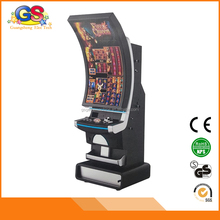 Classic Luxury designed Slot Video 3D Electronic Casino Bingo Game Machine Multi Game