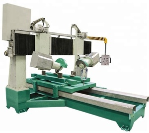 Stone shaping machine column edge cutting machine for marble granite