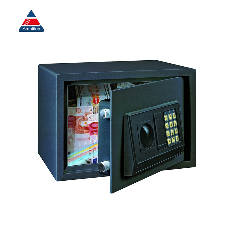 Different size security safe box for cash & jewellery