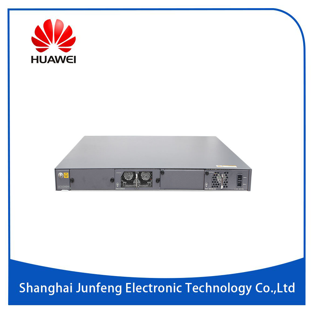 High-availability, scalable 10 Gbit/s server access for Internet Data Centers HUAWEI Switch S6720-54C-EI-48S-Rear