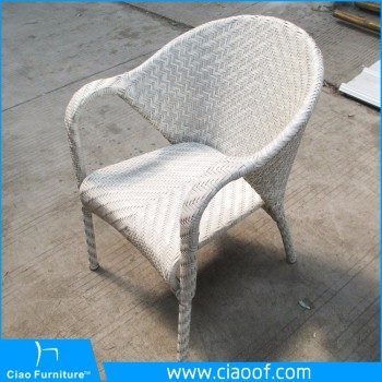 Fishbone weave armchair white rattan dining chair : white rattan chair - Cheerinfomania.Com