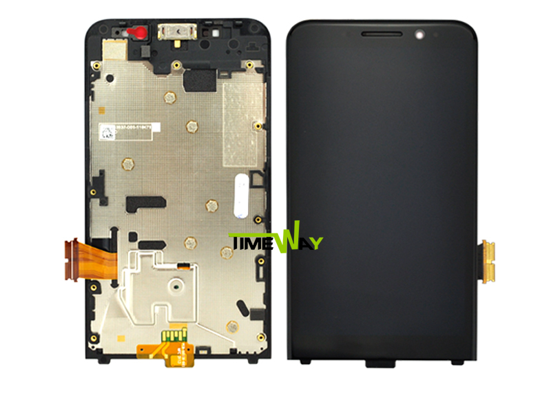 1PC/Lot Free Shipping For Blackberry Z30 LCD Display and Touch Screen Digitizer Assembly Replacement
