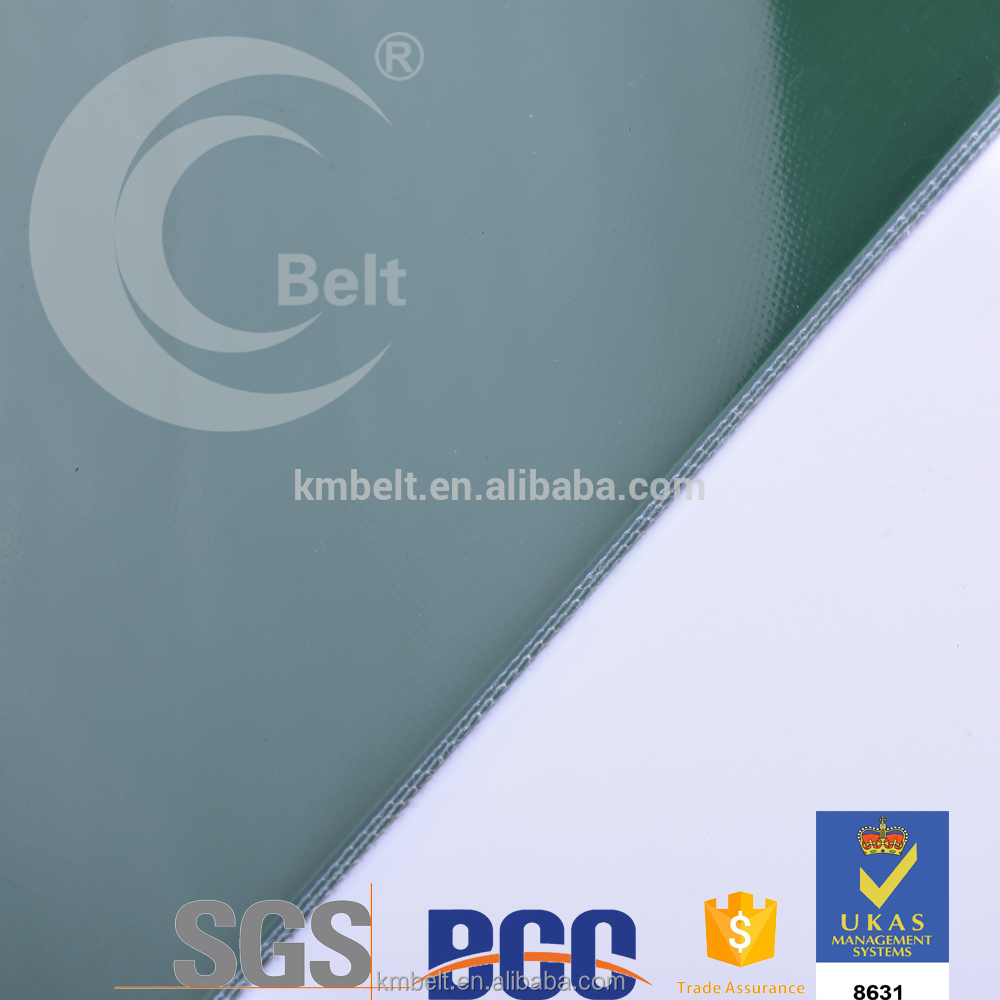 PVC conveyor belt linshun industry company for system