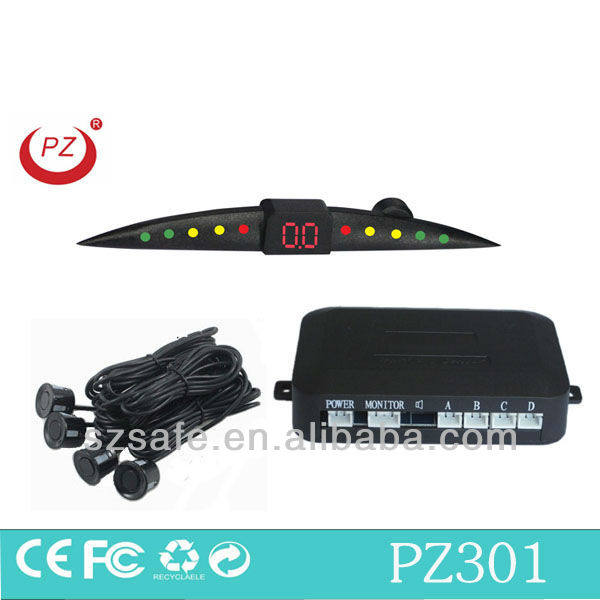 Mini Led Car Parking Sensor System Alarm By Bibi Sound Easy ...