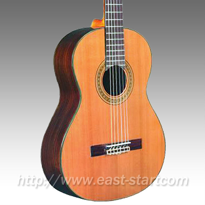 ESC-510 All Solid Concert Handcrafted Classical Guitar