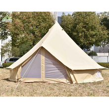 Wholesale cotton canvas waterproof tipi tent camping teepee tent for sale