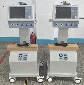VM-07A Hospital 10 4'' TFT Display Screen mobile medical ventilator machine  for ICU used price, View ICU ventilator machine, OneTech Product Details