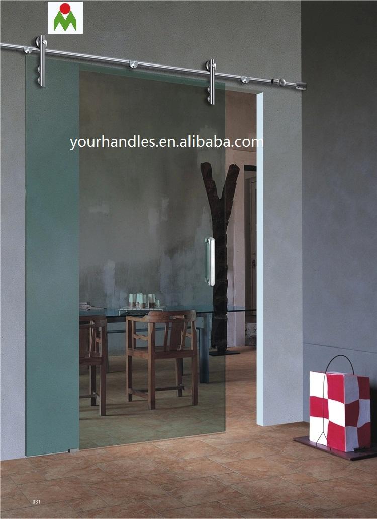 Hanging Sliding Glass Doors Interior Design