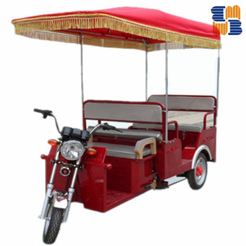 The Newest Solar Panel Three Wheel Tricycle For Pakistan
