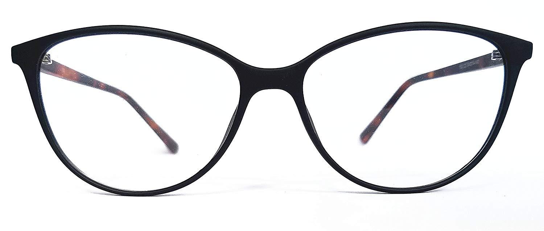 89ae5540c24f Get Quotations · Tr90 Rectangle Non-Prescription Clear Lens Prescription  Eyewear Frames Men Women-103 (