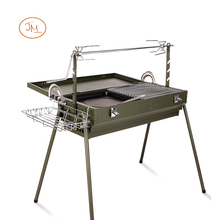 JCG-10 Abnehmbare beine outdoor bbq <span class=keywords><strong>grill</strong></span> holzkohle huhn <span class=keywords><strong>grill</strong></span> <span class=keywords><strong>maschine</strong></span>