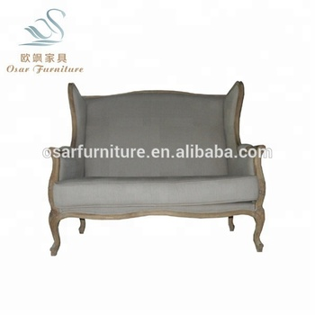Solid Oak Wood Carving Antique High Wing Back Dining Sofa Buy High Wing Back Sofa Dining Sofa Wood Carving Sofa Product On Alibaba Com