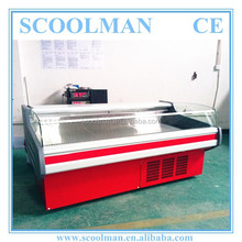 Self-contained Top Open Food Service Counter