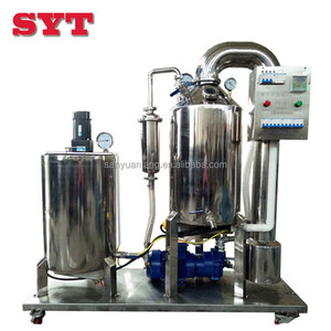 Honey processing line 1.5 tons per day honey filtering machine for sale