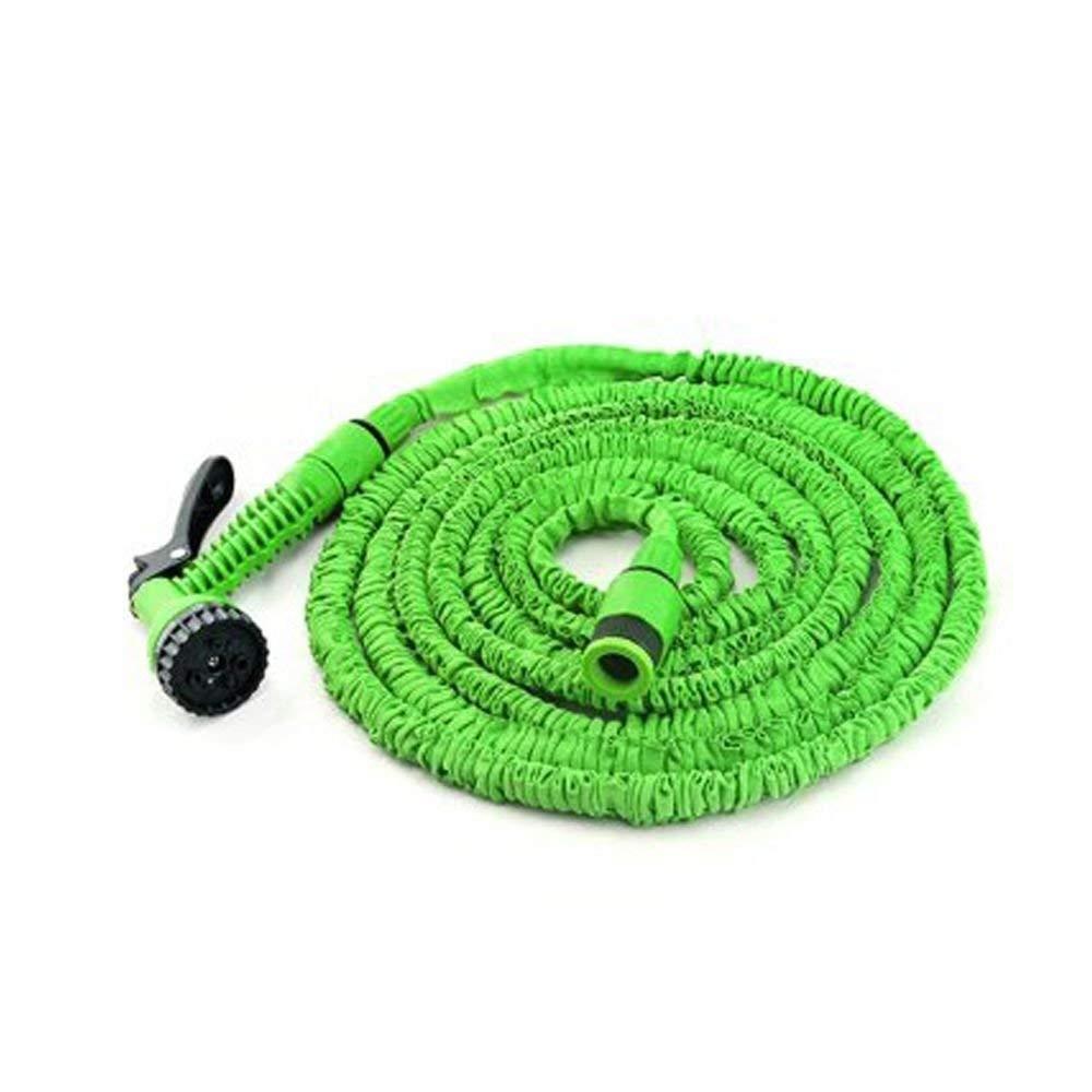 Nozzles Hot Latex Feet Expanding Flexible Garden Water Hose Spray Nozzle Extensions 200 Ft
