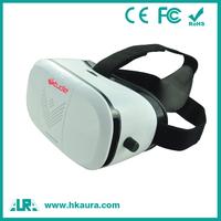 Wholesale adjustable focal length 3d glasses vr box 2 virtual reality 3d