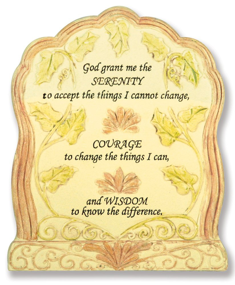 Cheap Serenity Prayer Plaque, find Serenity Prayer Plaque deals on ...