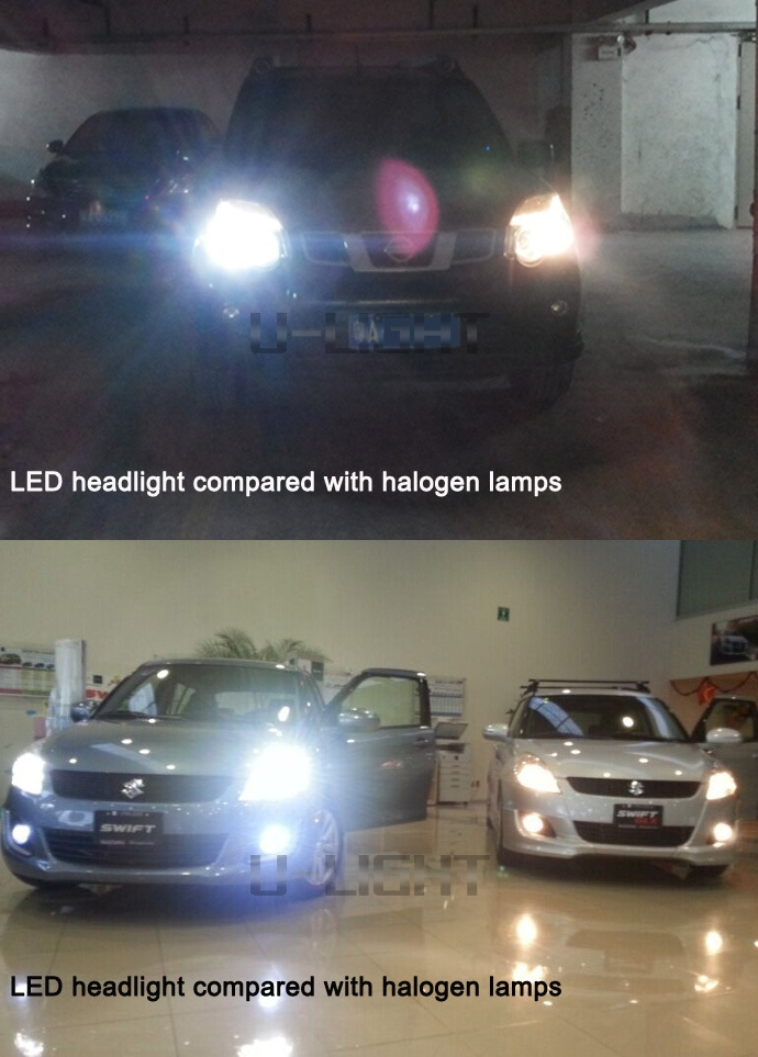 Factory Direct Sales! No Fan Phi Luxeon Mz Chip Led Car Headlight ...