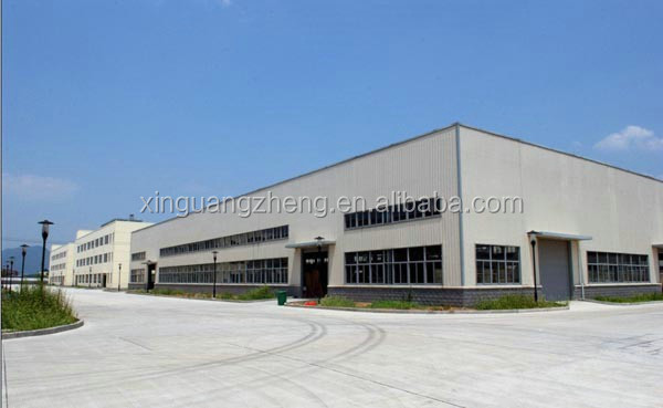 insulated high strength 2000 square meter warehouse building